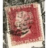 """SUPERB 1871 illustrated """"Furniture auction"""" cover 1d red London-Reading"""