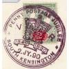 """1890 """"Penny Postage Jubilee/South Kensington"""" - 2d Jubilee SPECIAL d/s"""